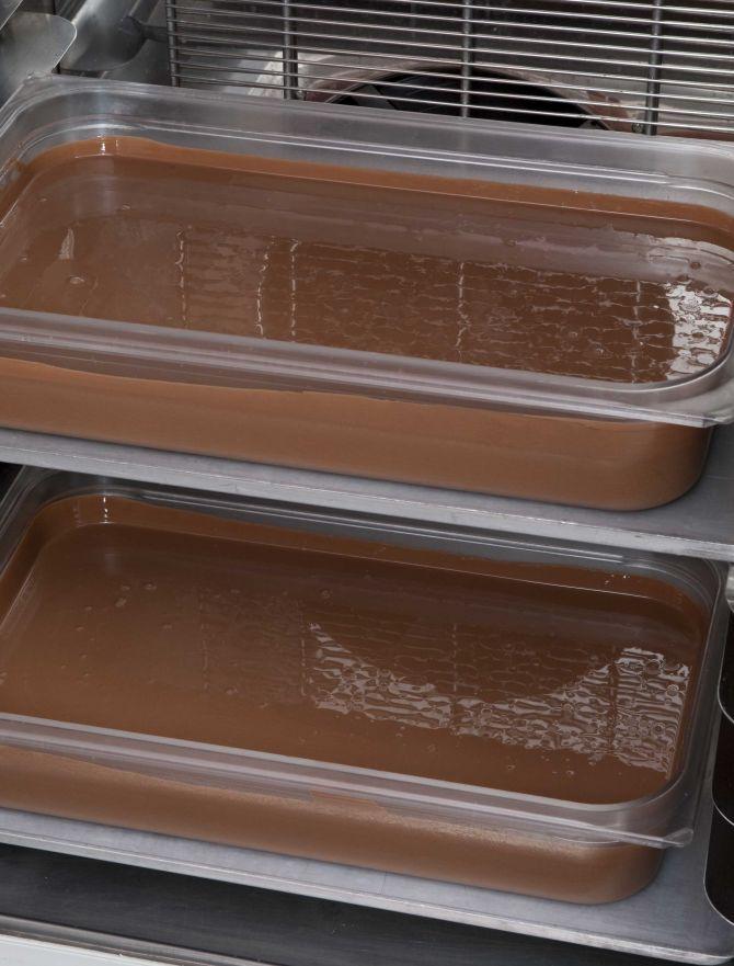 Scioglitore cioccolato