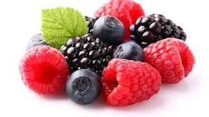 Variegati ai frutti di bosco