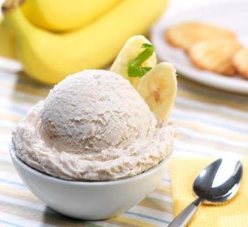 Sorbetto alla banana