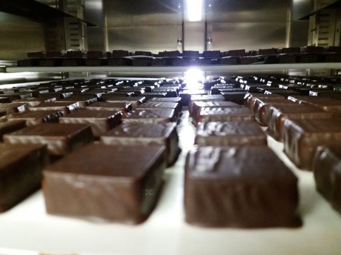 Cioccolatino alla vaniglia